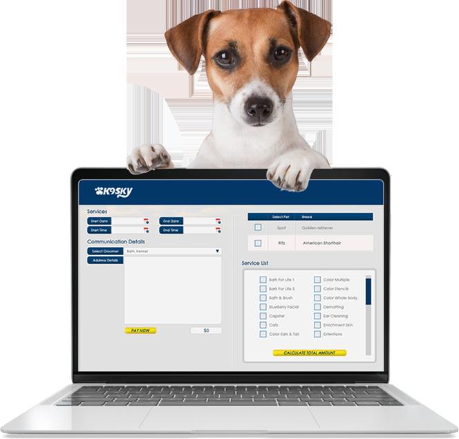 pet boarding software